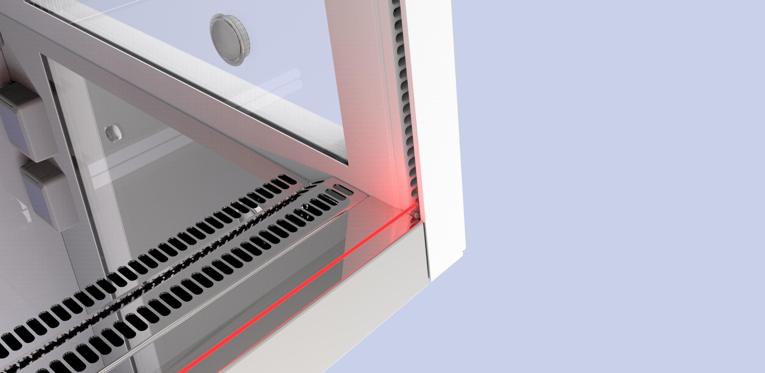 Infra-Red Intelligent Safety Sash (IRISS)