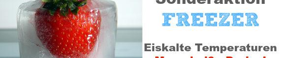 08.03.2018 – Sonderaktion Kühlschränke